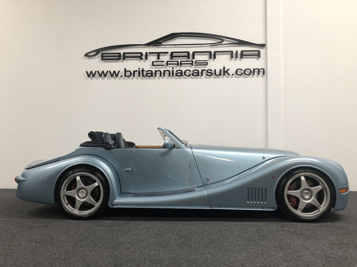 2001 Morgan Aero 8 BEAUTIFUL THROUGHOUT For Sale (picture 2 of 6)