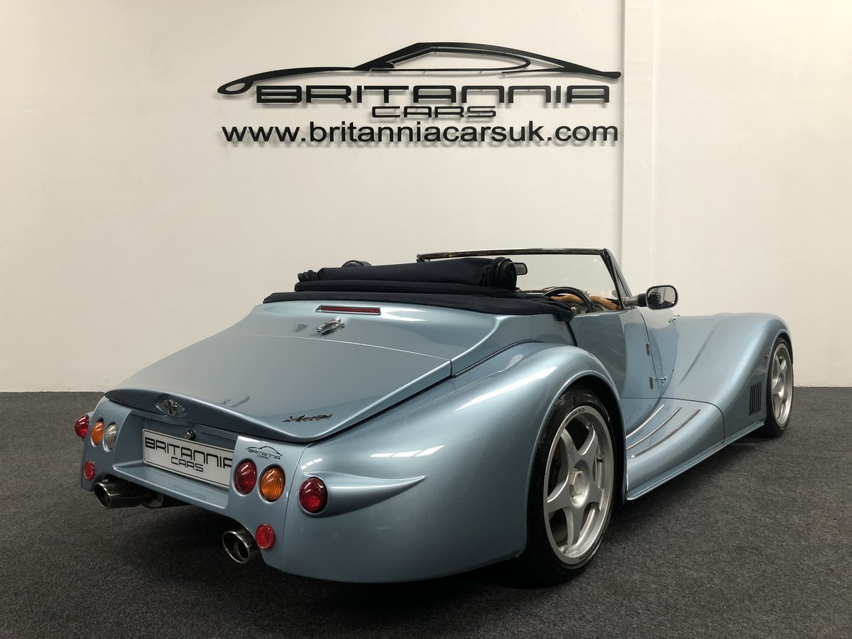 2001 Morgan Aero 8 BEAUTIFUL THROUGHOUT For Sale (picture 3 of 6)