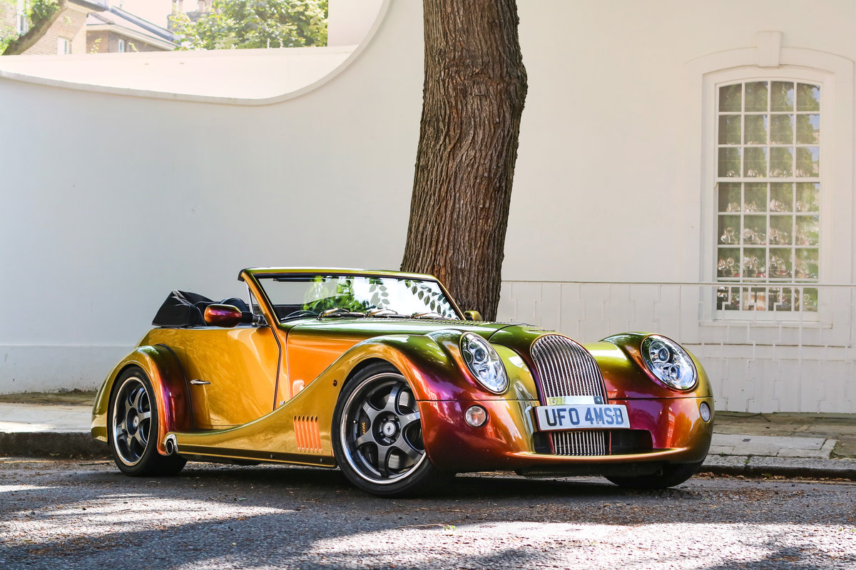 2009 Morgan Aero 8 Series 4 - 1 Previous Owner For Sale (picture 1 of 6)