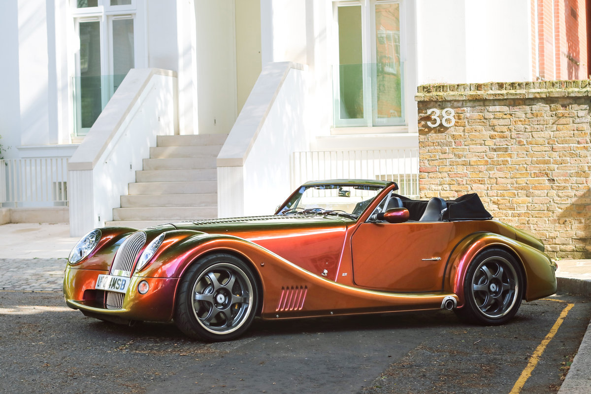 2009 Morgan Aero 8 Series 4 - 1 Previous Owner For Sale (picture 2 of 6)