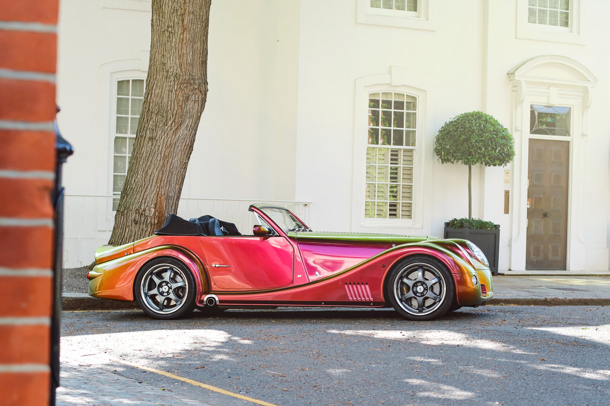 2009 Morgan Aero 8 Series 4 - 1 Previous Owner For Sale (picture 3 of 6)