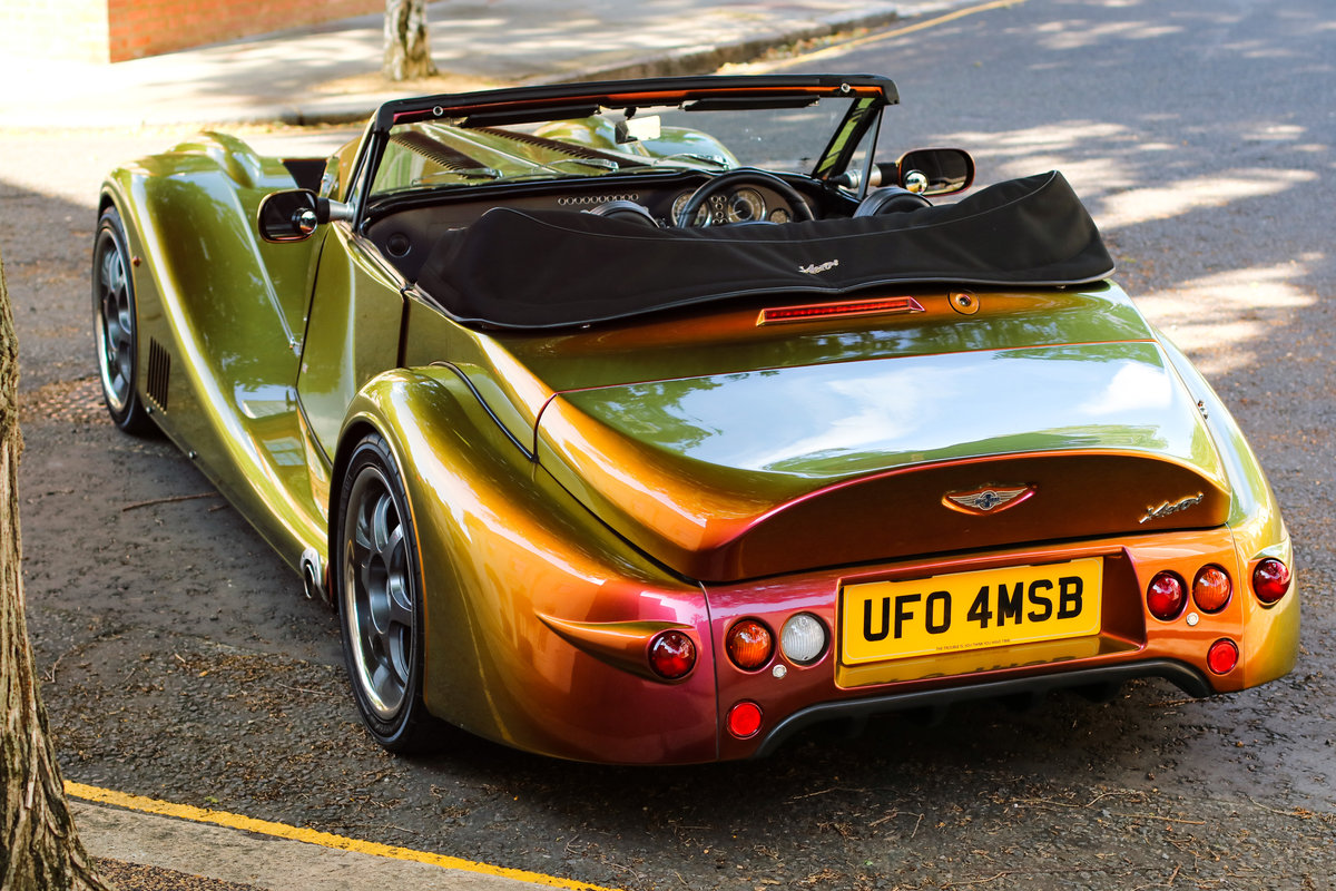 2009 Morgan Aero 8 Series 4 - 1 Previous Owner For Sale (picture 4 of 6)