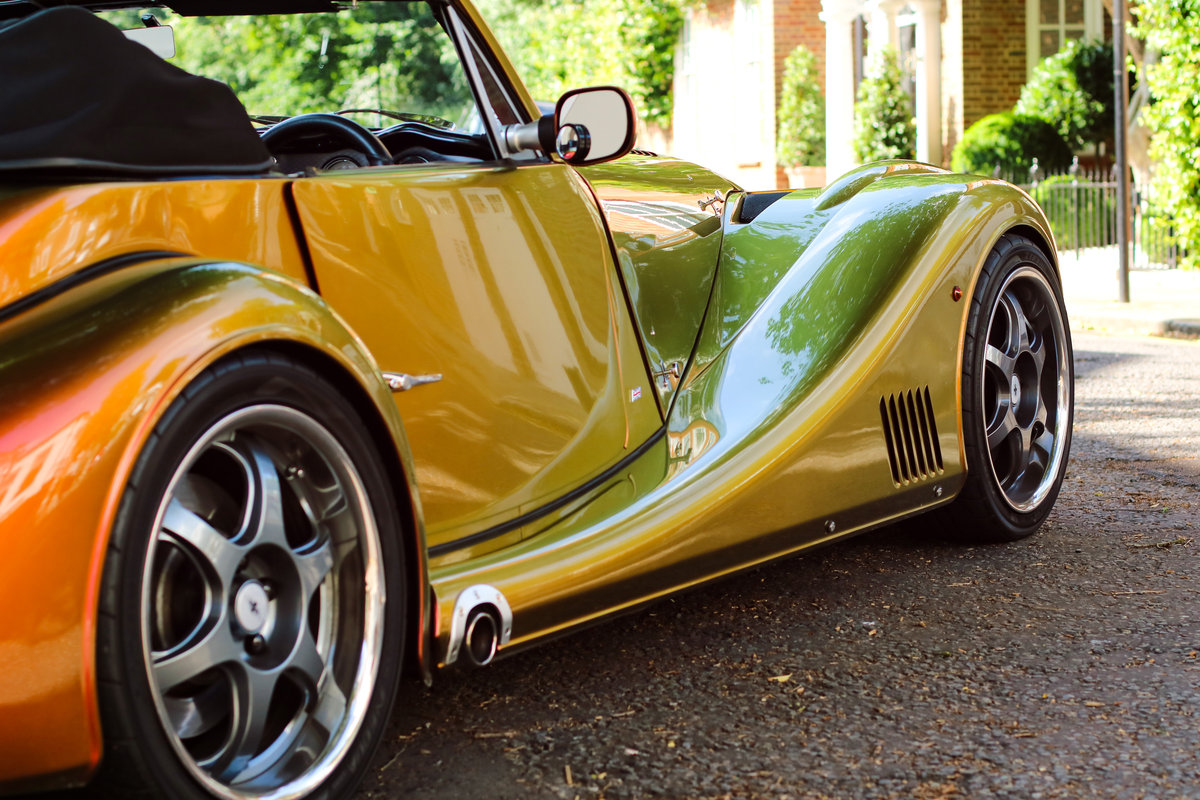 2009 Morgan Aero 8 Series 4 - 1 Previous Owner For Sale (picture 5 of 6)