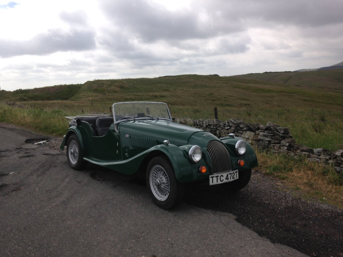 1978 Morgan 4/4 4 seater SOLD (picture 1 of 6)