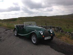1978 Morgan 4/4 4 seater