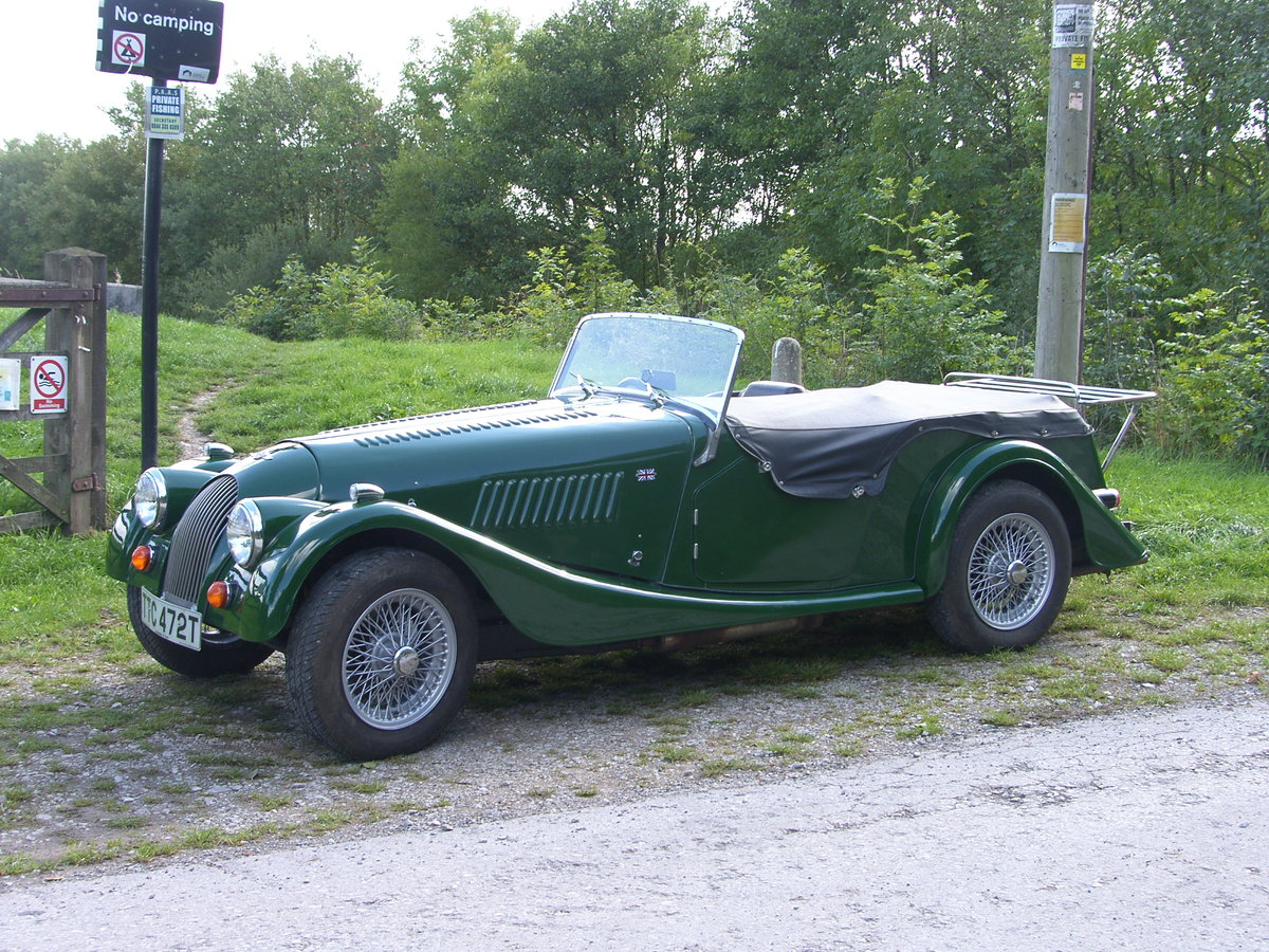 1978 Morgan 4/4 4 seater SOLD (picture 5 of 6)