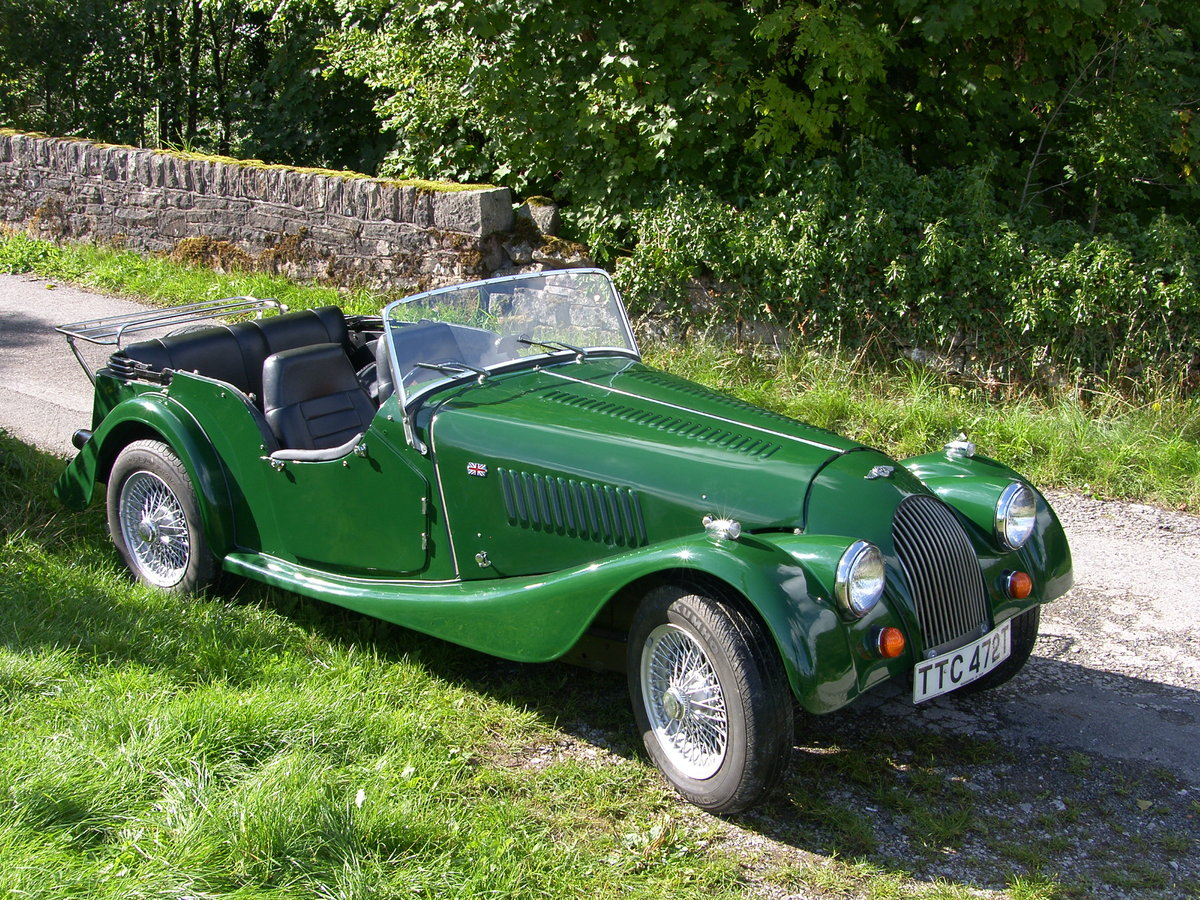 1978 Morgan 4/4 4 seater SOLD (picture 6 of 6)