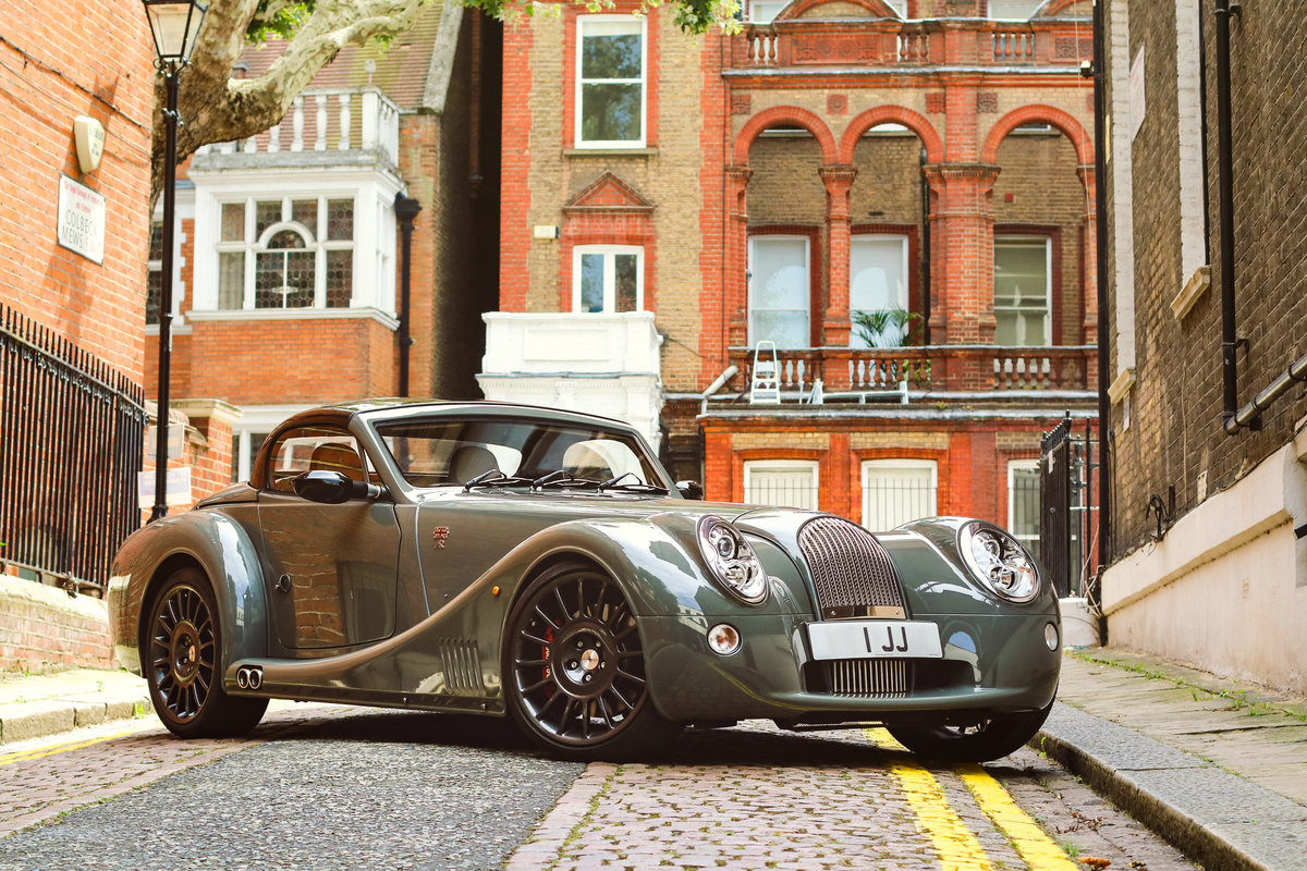 2017 Morgan Aero 8 Series 5 - 2700 Miles Very High Spec For Sale (picture 1 of 6)