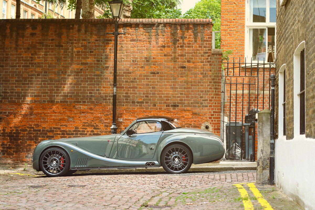 2017 Morgan Aero 8 Series 5 - 2700 Miles Very High Spec For Sale (picture 2 of 6)