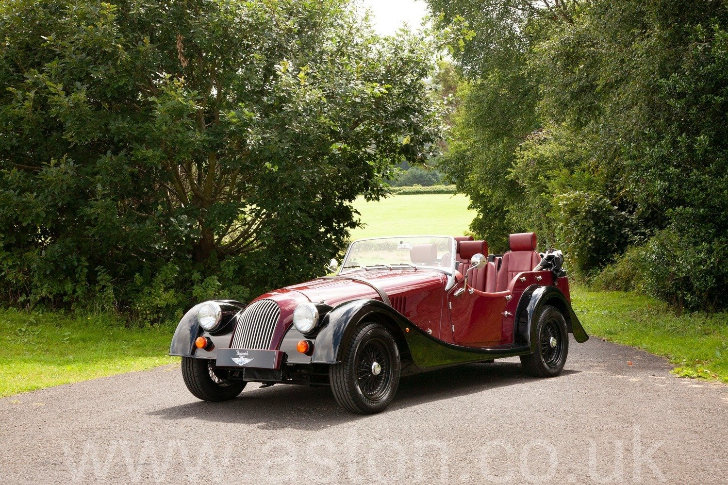2012 New Unregistered Morgan Plus 4 4 seater Tourer SOLD (picture 2 of 6)