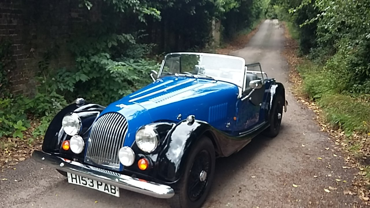 1990 Morgan  4/4 Two Seater SOLD (picture 1 of 5)