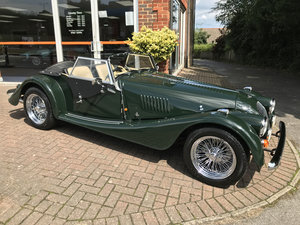 1997 MORGAN PLUS 8 3.9  (1 owner & just 9,800 miles from new)