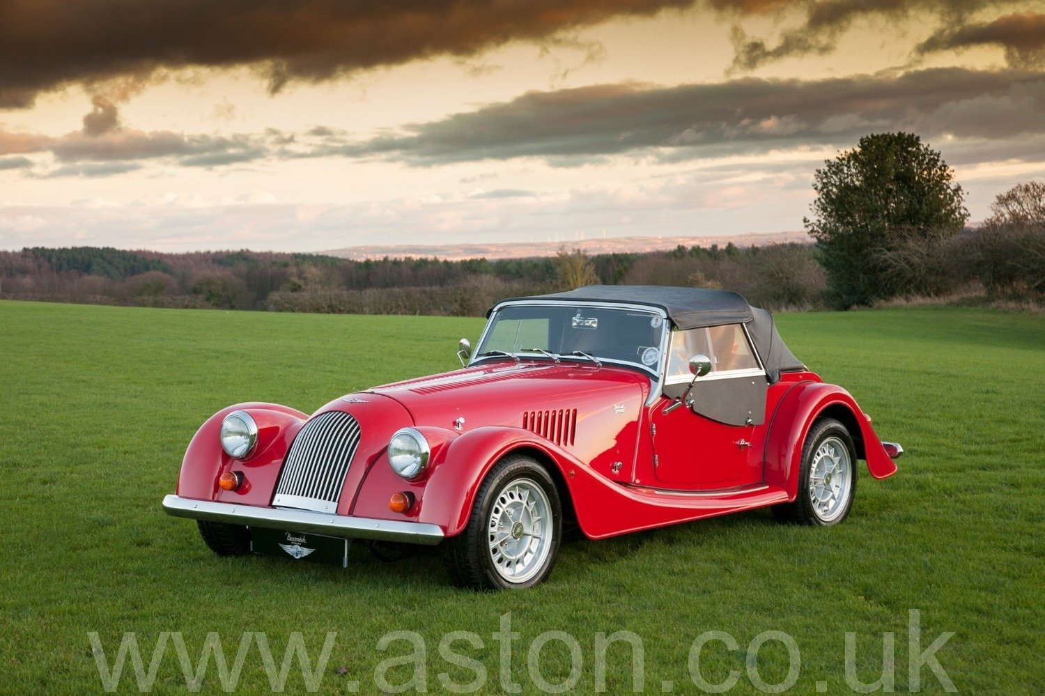 2011 Morgan Plus 4  For Sale (picture 1 of 6)