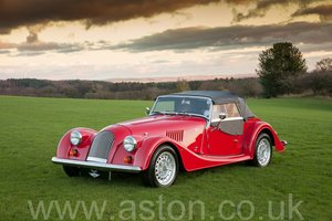 2011 Morgan Plus 4  SOLD