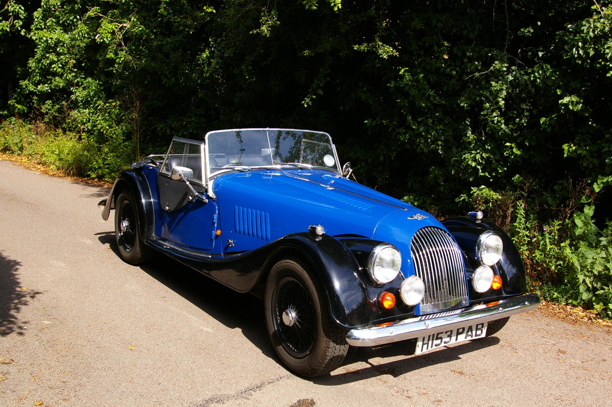 1990 Morgan  4/4 Two Seater SOLD (picture 3 of 5)