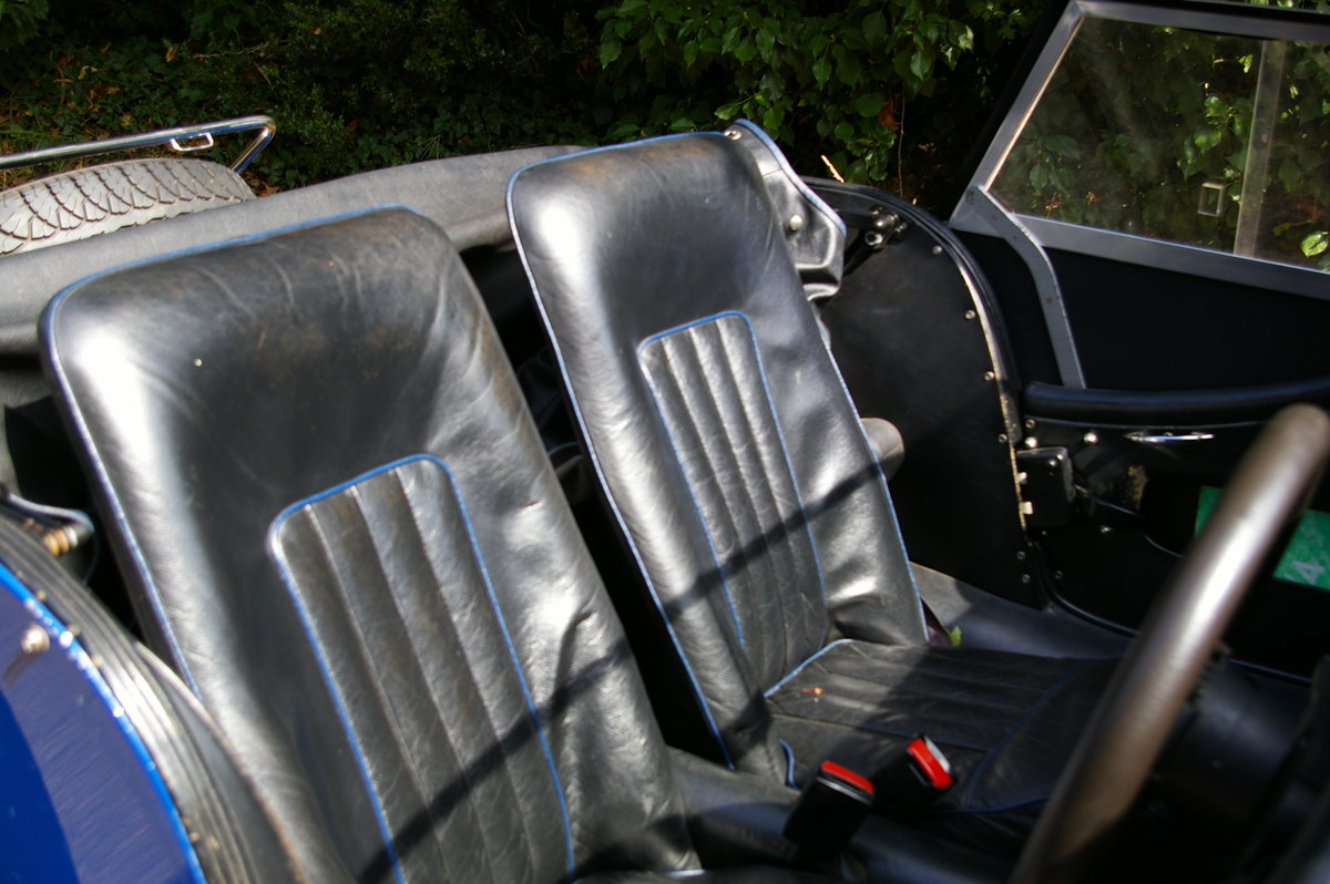 1990 Morgan  4/4 Two Seater SOLD (picture 4 of 5)