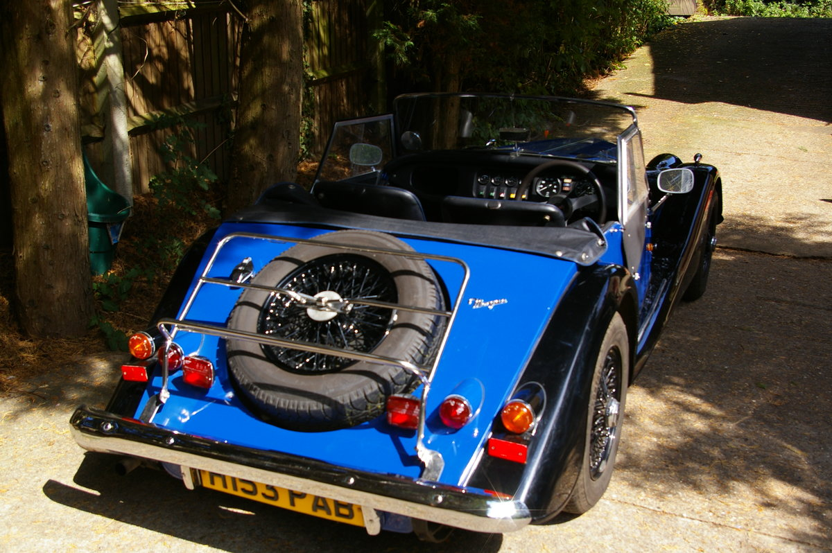 1990 Morgan  4/4 Two Seater SOLD (picture 5 of 5)