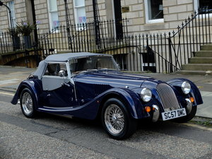 2011 MORGAN PLUS 4 - HUGE SPEC - 18K MILES - 2 OWNERS ! For Sale