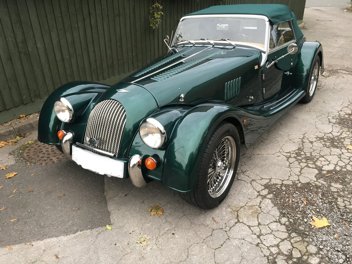 2010 Morgan Roadster 100 For Sale (picture 1 of 1)