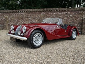 1992 Morgan Plus 8 3.9 V8 injection only 118.664 km, LHD