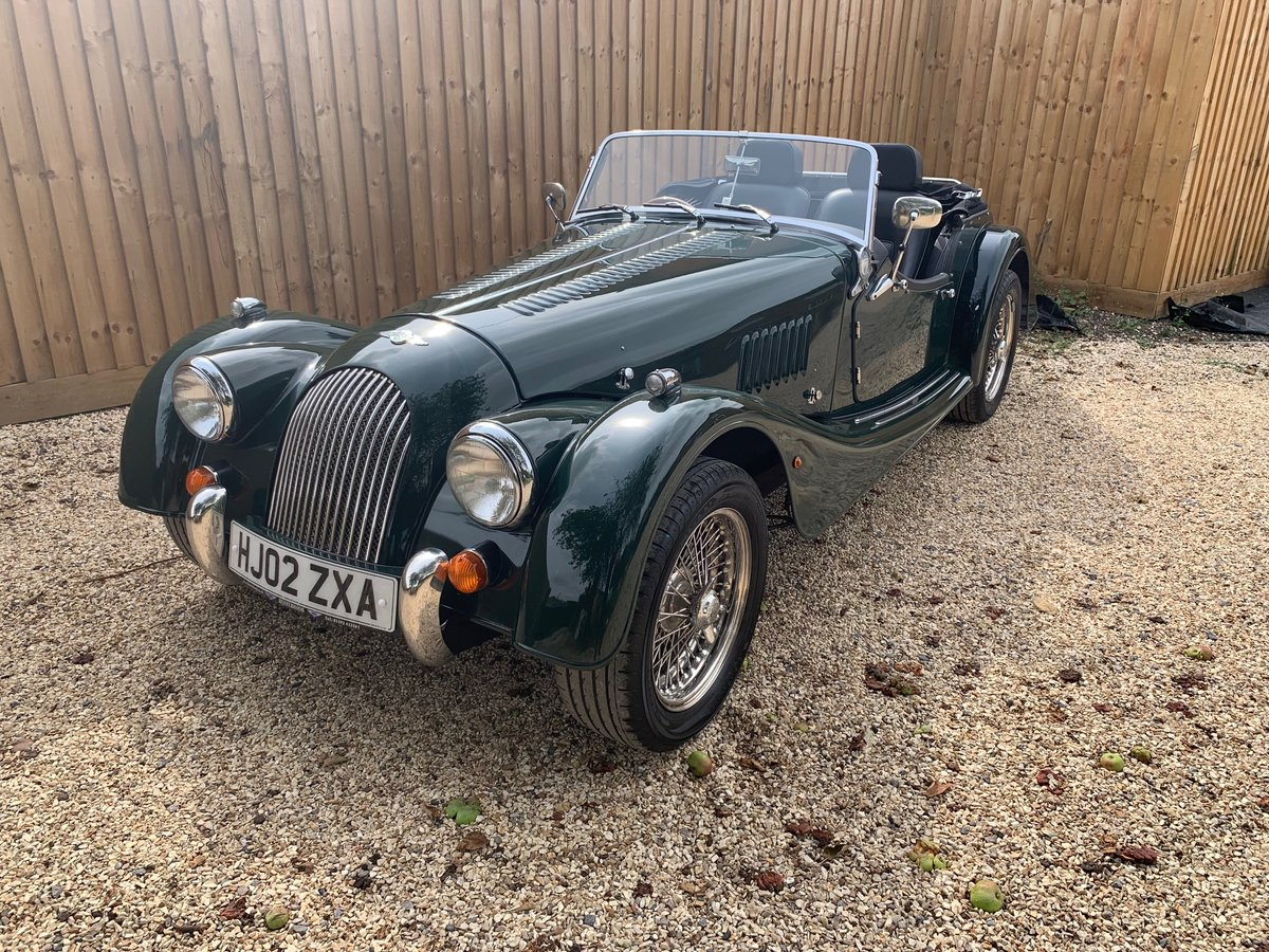 2002 Morgan LM62 4/4 For Sale (picture 1 of 6)