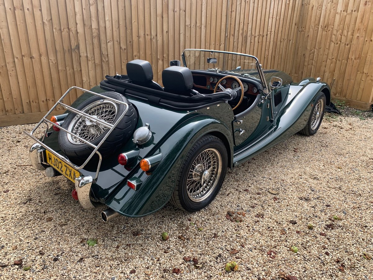2002 Morgan LM62 4/4 For Sale (picture 2 of 6)