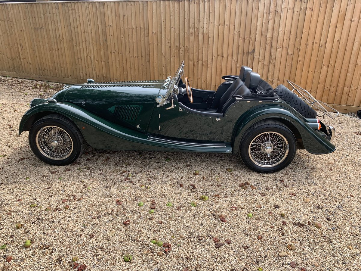 2002 Morgan LM62 4/4 For Sale (picture 5 of 6)