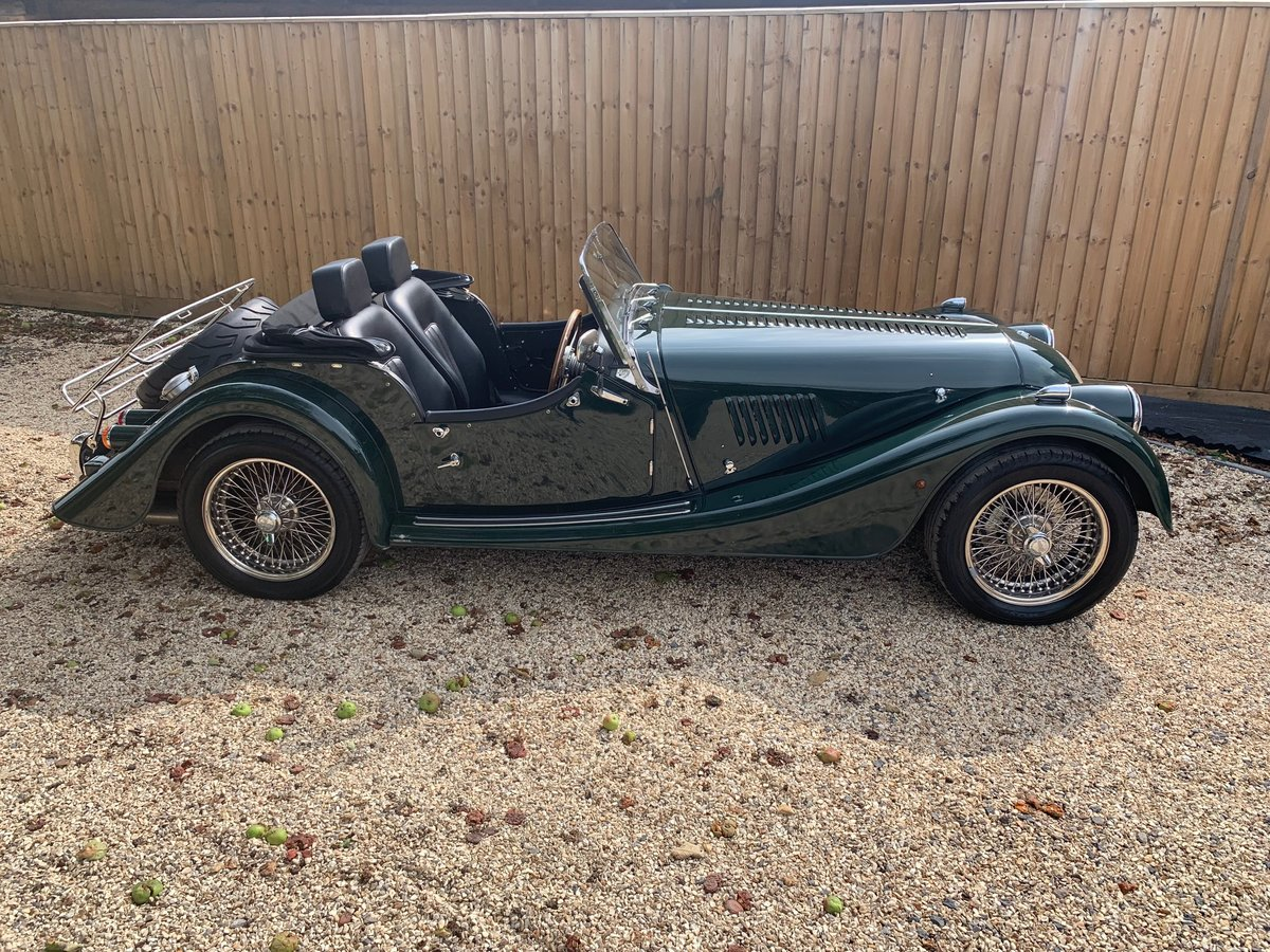2002 Morgan LM62 4/4 For Sale (picture 6 of 6)