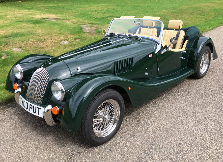 2018 Morgan Plus 4 For Sale (picture 1 of 6)
