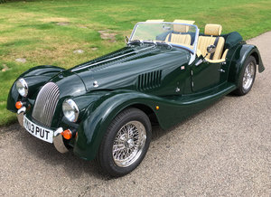2018 Morgan Plus 4 For Sale
