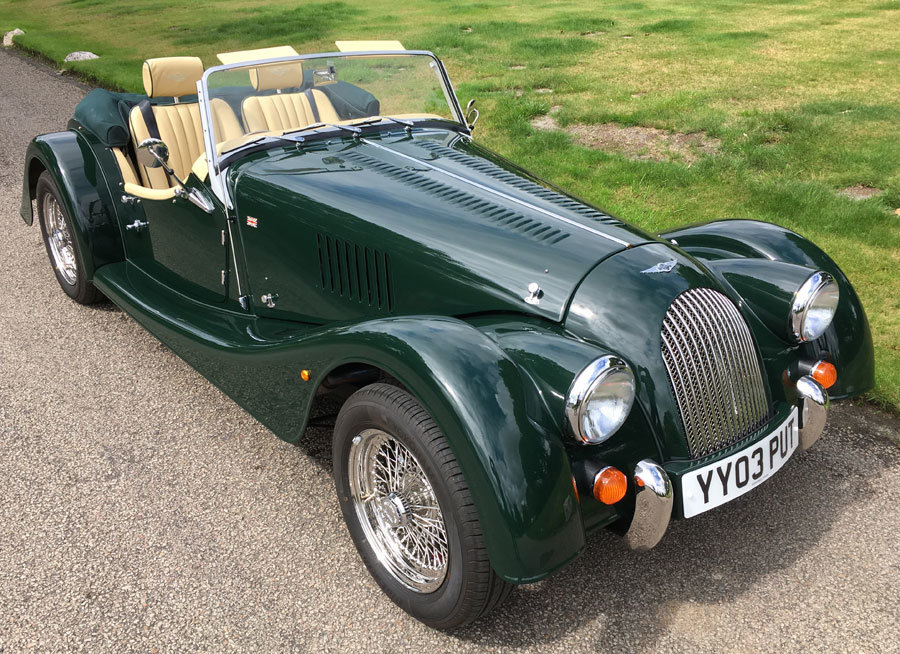 2018 Morgan Plus 4 For Sale (picture 2 of 6)
