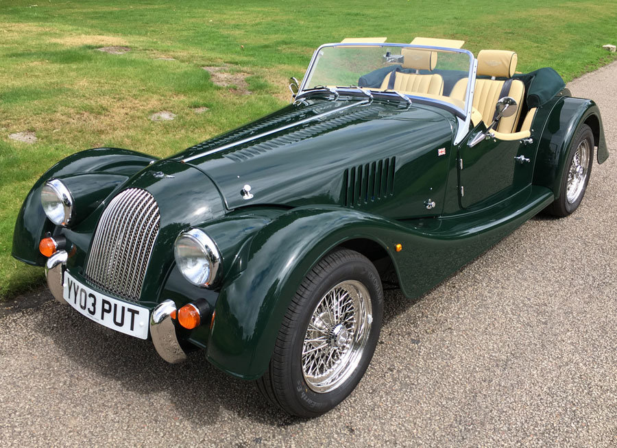 2018 Morgan Plus 4 For Sale (picture 5 of 6)