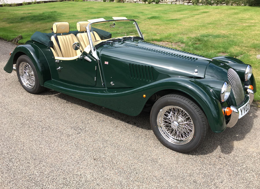 2018 Morgan Plus 4 For Sale (picture 6 of 6)