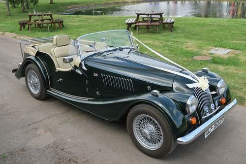 1978 Morgan 4/4 at Morris Leslie Auction 17th August SOLD by Auction (picture 1 of 3)