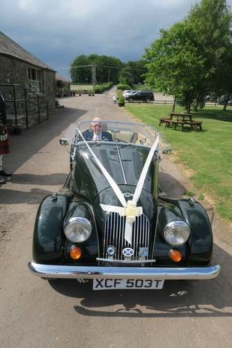 1978 Morgan 4/4 at Morris Leslie Auction 17th August SOLD by Auction (picture 2 of 3)