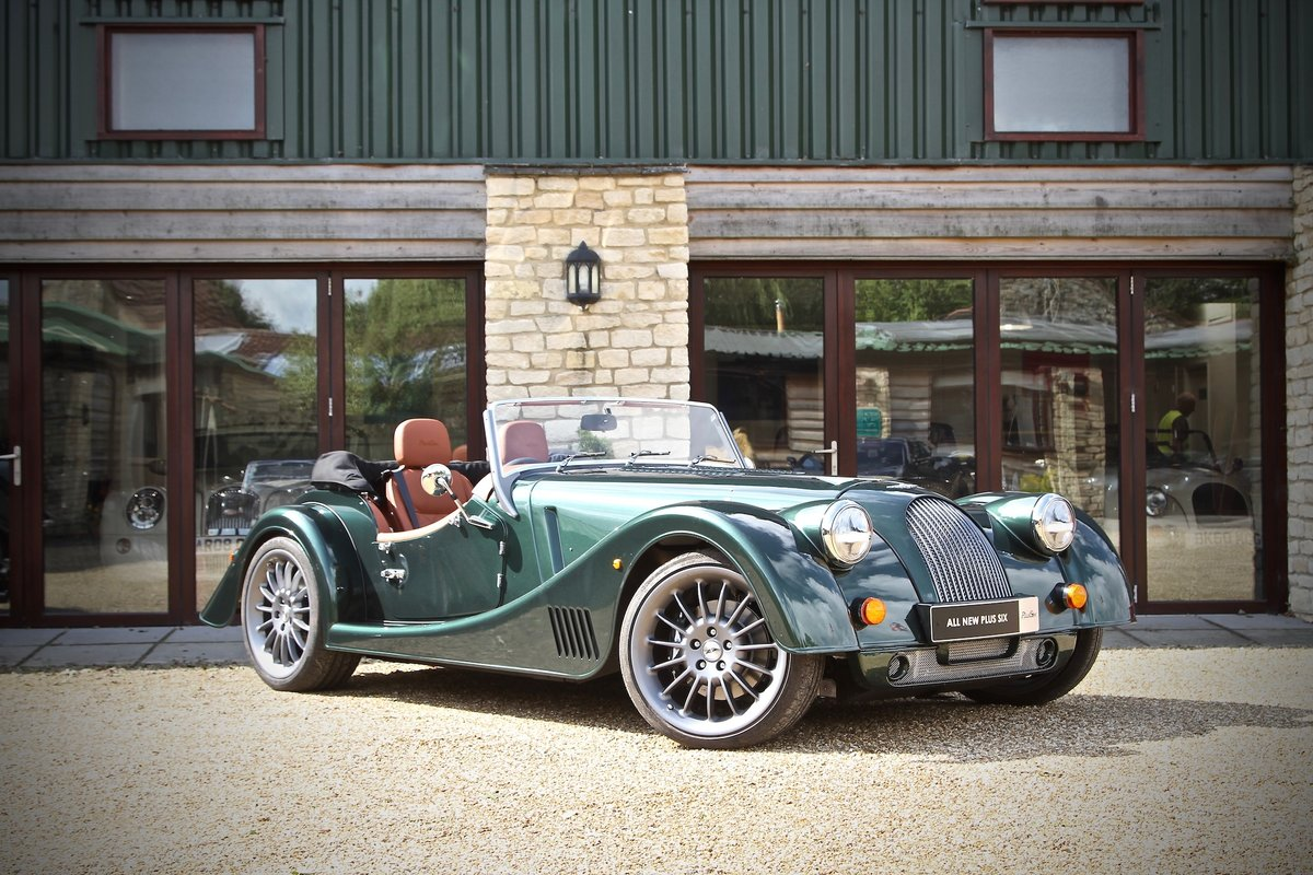 2019 Morgan Plus Six - Demo Available Shortly For Sale (picture 1 of 6)
