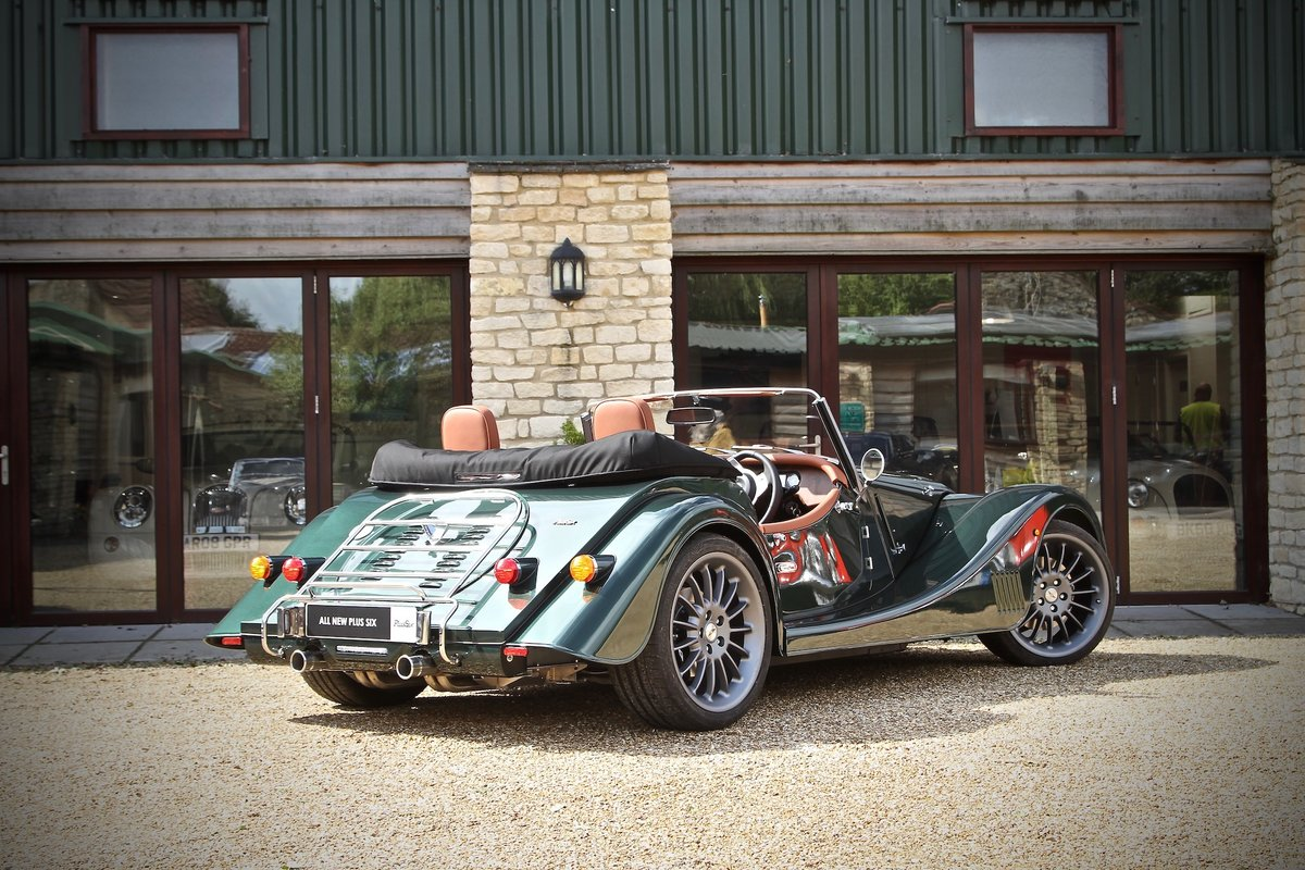 2019 Morgan Plus Six - Demo Available Shortly For Sale (picture 2 of 6)
