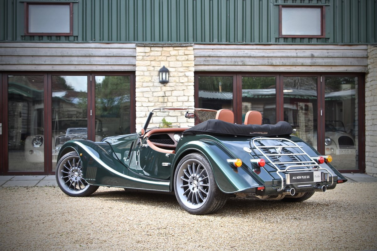 2019 Morgan Plus Six - Demo Available Shortly For Sale (picture 3 of 6)