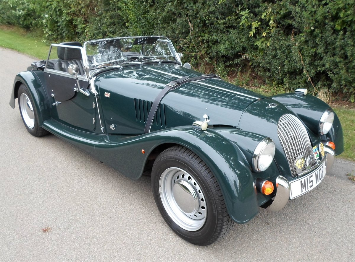 2006 Morgan 4/4 70th Anniversary SOLD (picture 2 of 6)