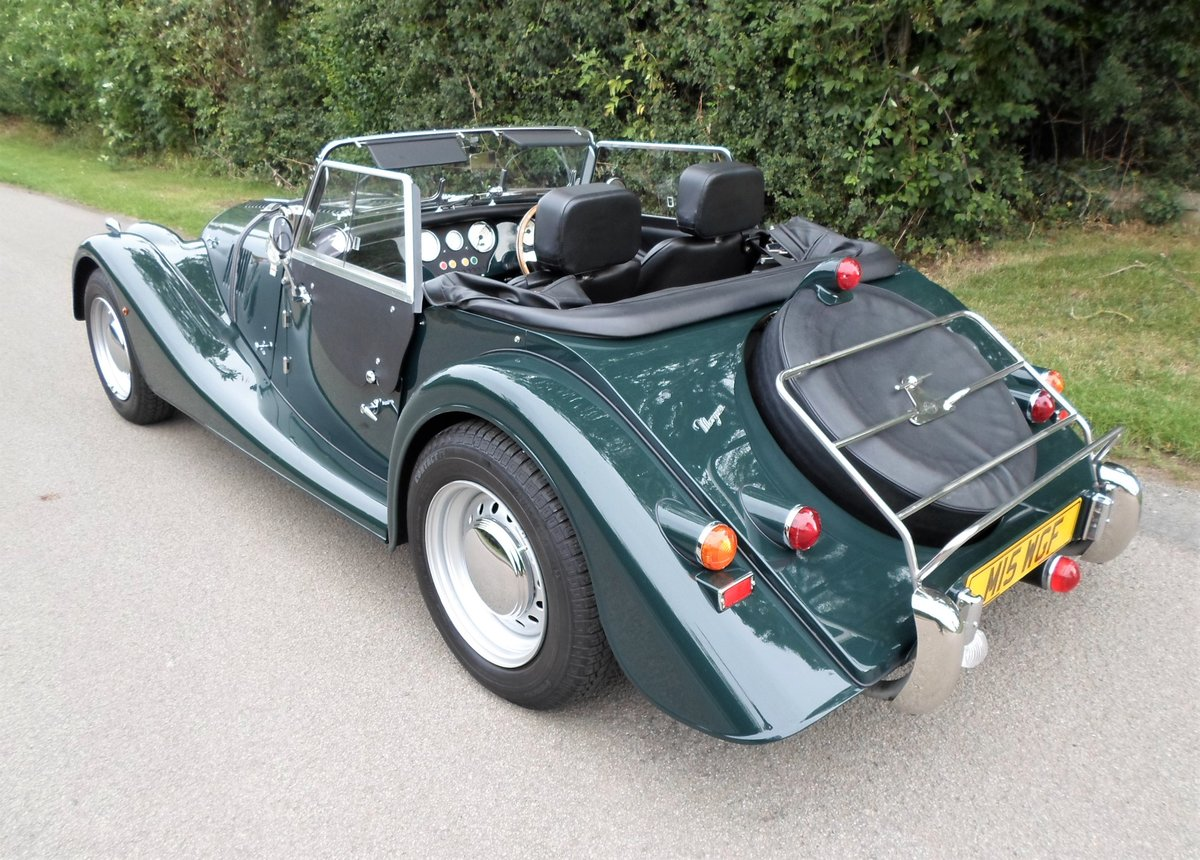 2006 Morgan 4/4 70th Anniversary SOLD (picture 3 of 6)