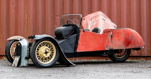 1947 MORGAN F4 ROADSTER PROJECT(SEE TEXT) For Sale by Auction