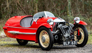 1935 MORGAN SUPER SPORTS For Sale by Auction