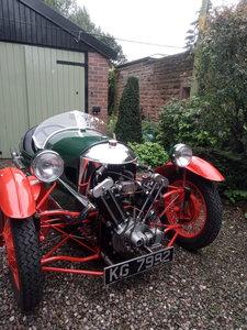 1934 Morgan Super Sport Beetleback Classic cars