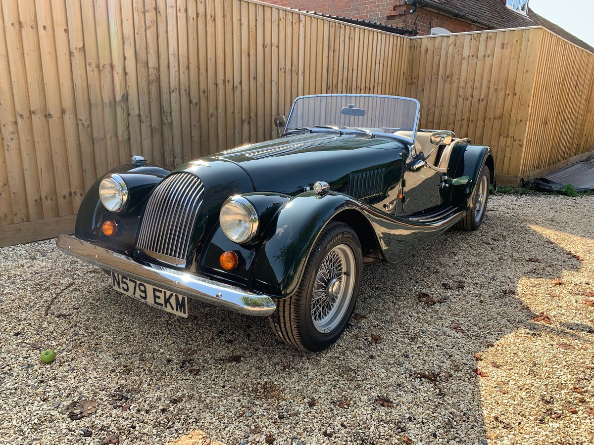 1996 Morgan Plus Four  SOLD (picture 1 of 6)