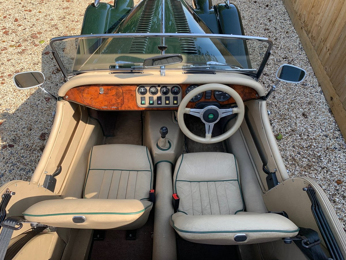 1996 Morgan Plus Four  SOLD (picture 2 of 6)