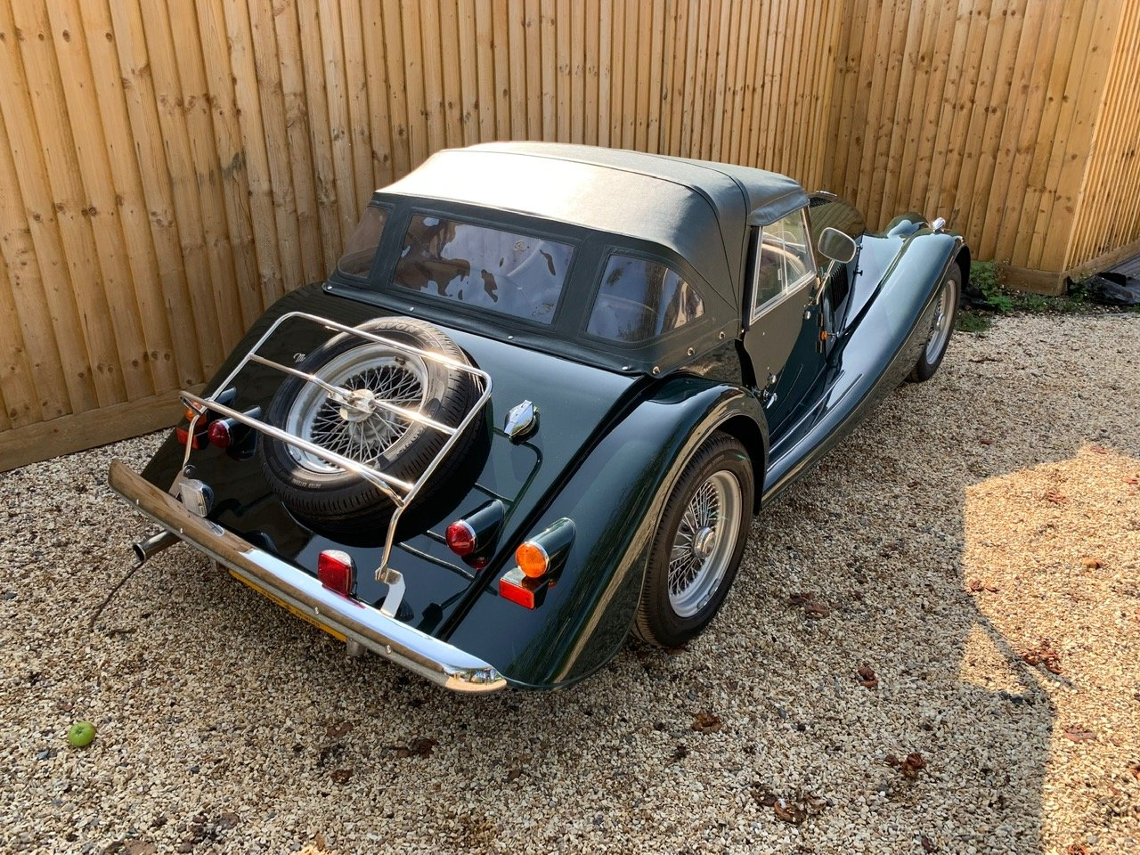 1996 Morgan Plus Four  SOLD (picture 5 of 6)