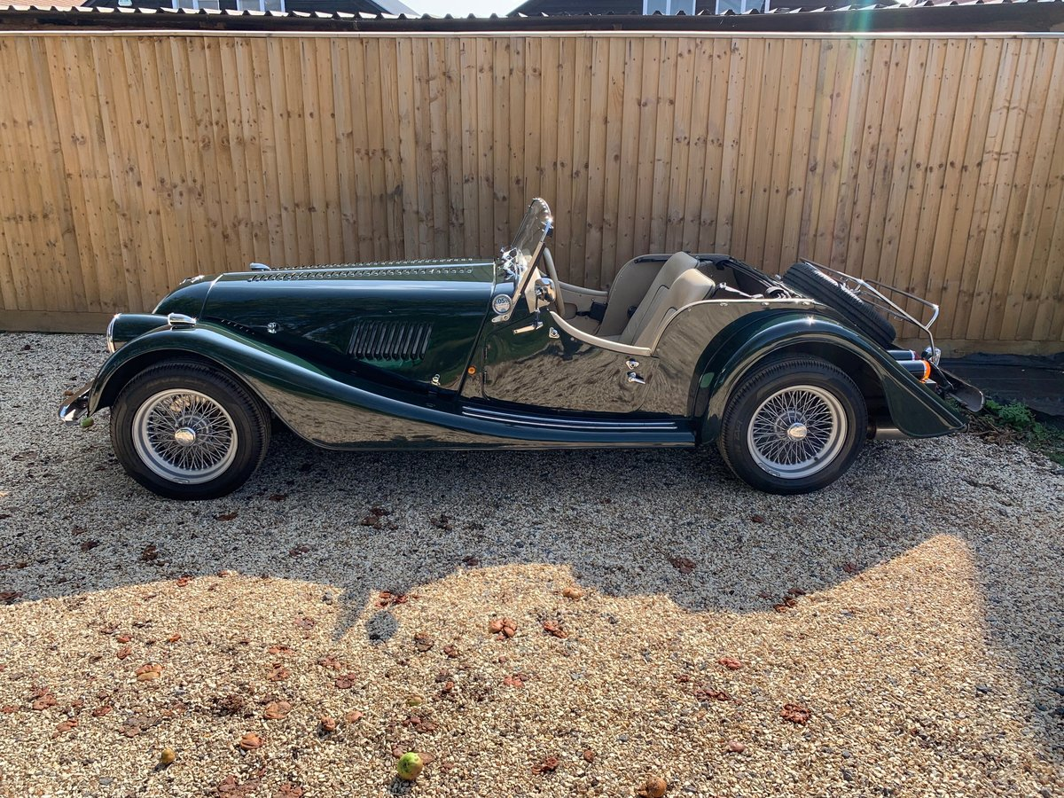 1996 Morgan Plus Four  SOLD (picture 6 of 6)