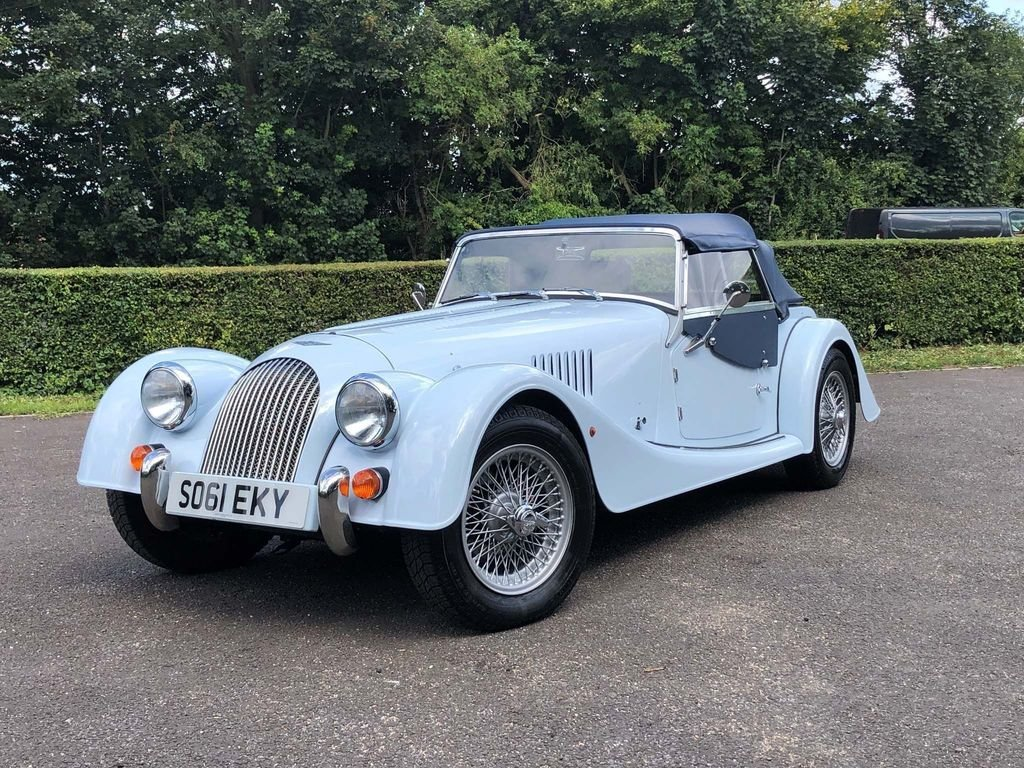 2012 MORGAN 4/4 1.6i ONE OWNER For Sale (picture 1 of 6)