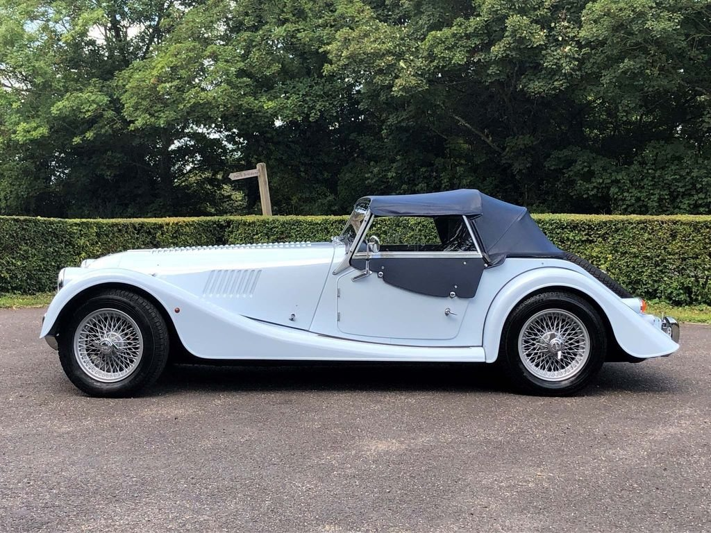 2012 MORGAN 4/4 1.6i ONE OWNER For Sale (picture 2 of 6)