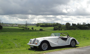 1989 Morgan Plus 8 For Sale by Auction